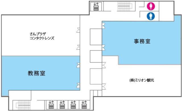 14階フロア